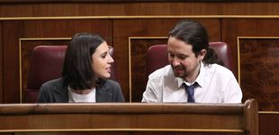 Post de Irene Montero y Pablo Iglesias reciben felicitaciones por su embarazo