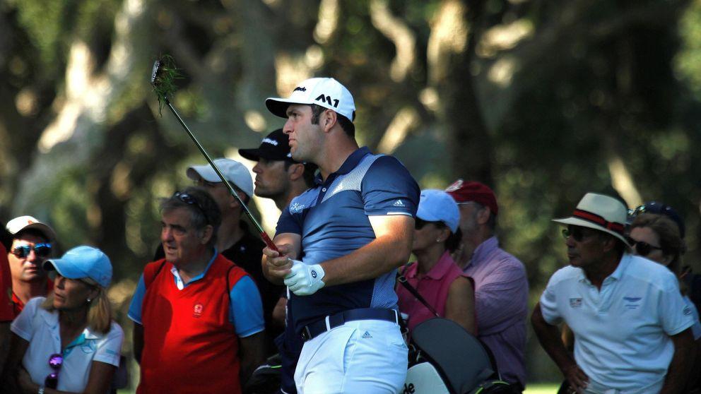 Jon Rahm gana en Dubai el último torneo de la temporada