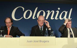 Bankia y FCC aceptan la oferta de Inmobilairia Colonial por Realia
