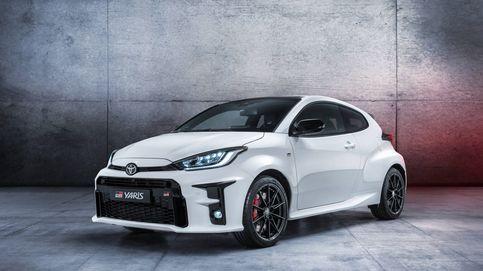 Toyota GR Yaris, un deportivo sacado de los 'rallies'