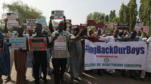 Nigeria anuncia la liberación de los 300 niños secuestrados por Boko Haram en una escuela