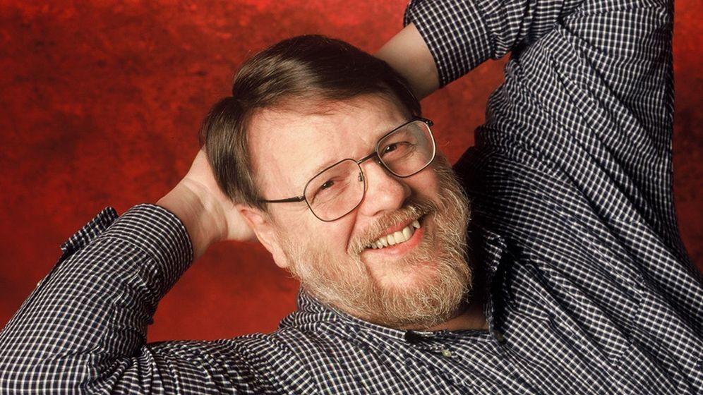 Foto: Raymond Tomlinson, el padre del correo electrónico