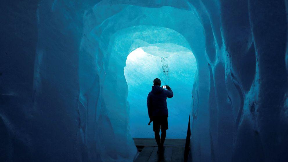 Adiós a los glaciares de Suiza: el antes y después de un desastre