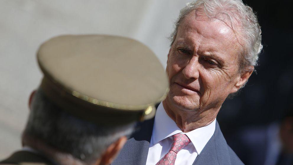 Pedro Morenés, el ministro que no presume de abolengo