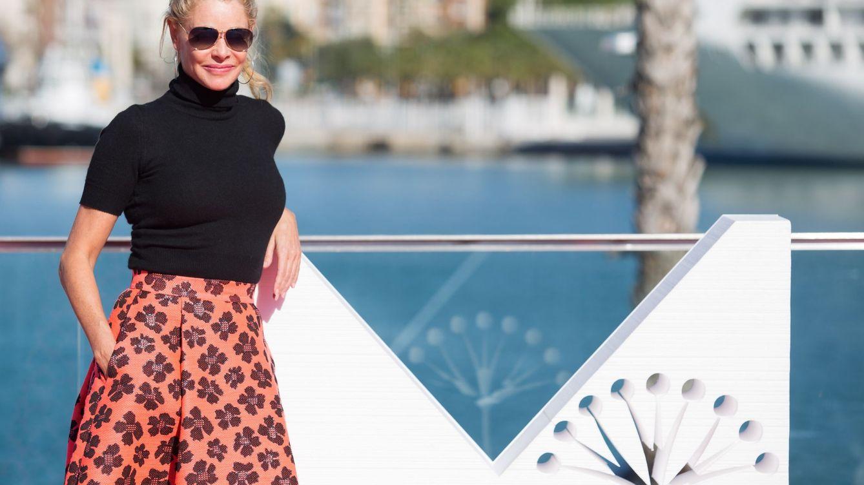 Belén Rueda demuestra que una camisa negra es lo que necesitas: mira esta de Zara