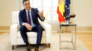 Pedro Sánchez apela a Willy Brandt