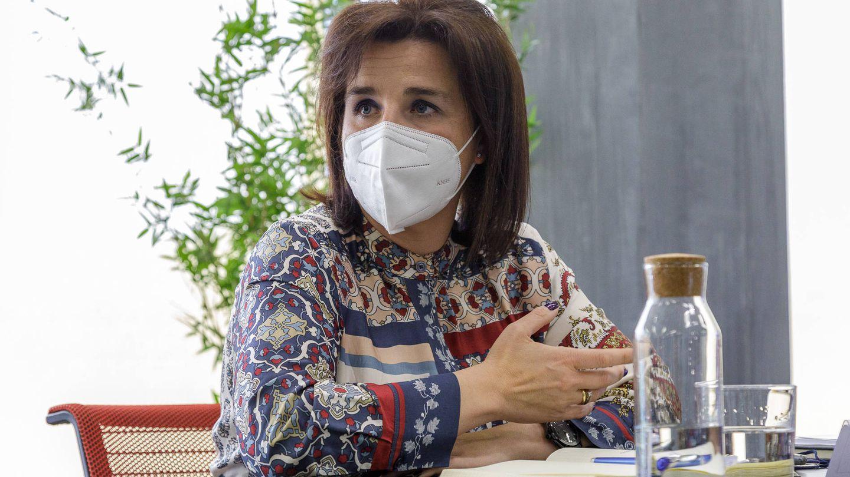 Elena Bernárdez, directora de Movilidad Eléctrica de Endesa X.
