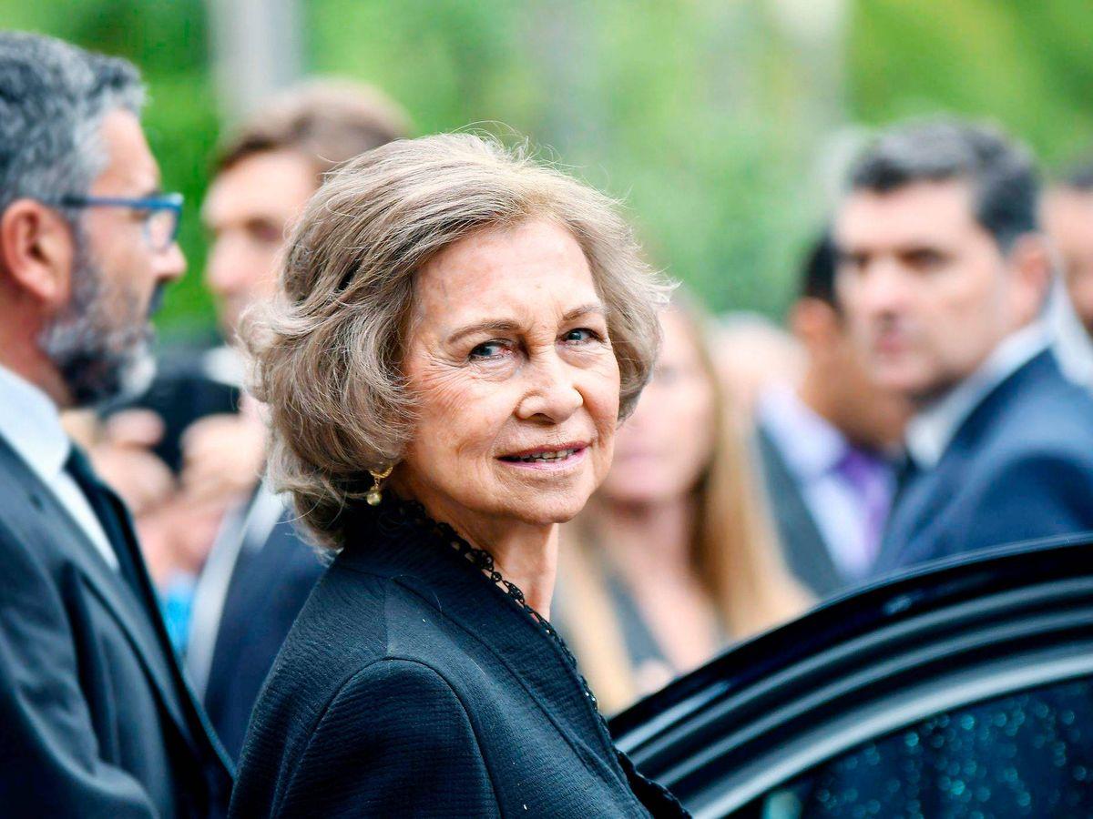 Foto: La Reina Sofía, en una imagen de archivo. (CORDON)