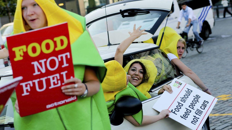 El 'biodiésel' por el que apuesta la UE contamina 3 veces más que el diésel normal