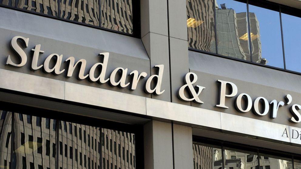 S&P mejora el 'rating' en bloque de los bancos españoles por un menor riesgo