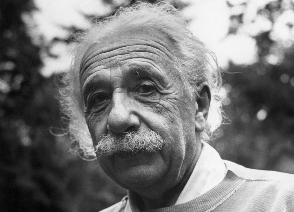Foto: Albert Einstein (Foto: Corbis)