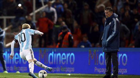 Bauza, seleccionador de Argentina, se queja del Barça: No cuidan a Messi
