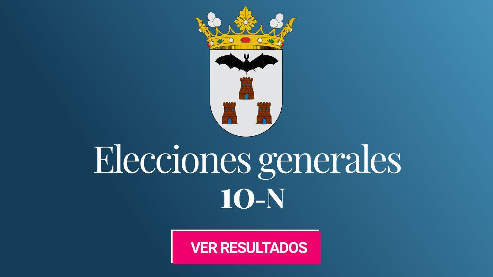 Foto: Elecciones generales 2019 en Albacete. (C.C./EC)