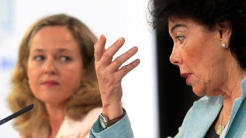 El Gobierno defiende la coherencia del PSN con Ferraz y acusa al PP de buscar elecciones