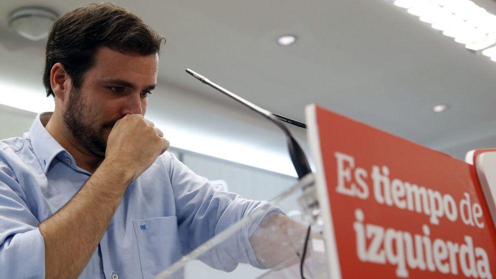 Garzón defiende la confluencia con Podemos: Es el único camino posible