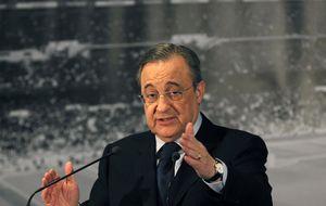 Florentino Pérez matiza: Lo que dije fue a favor de Iker Casillas, no en su contra