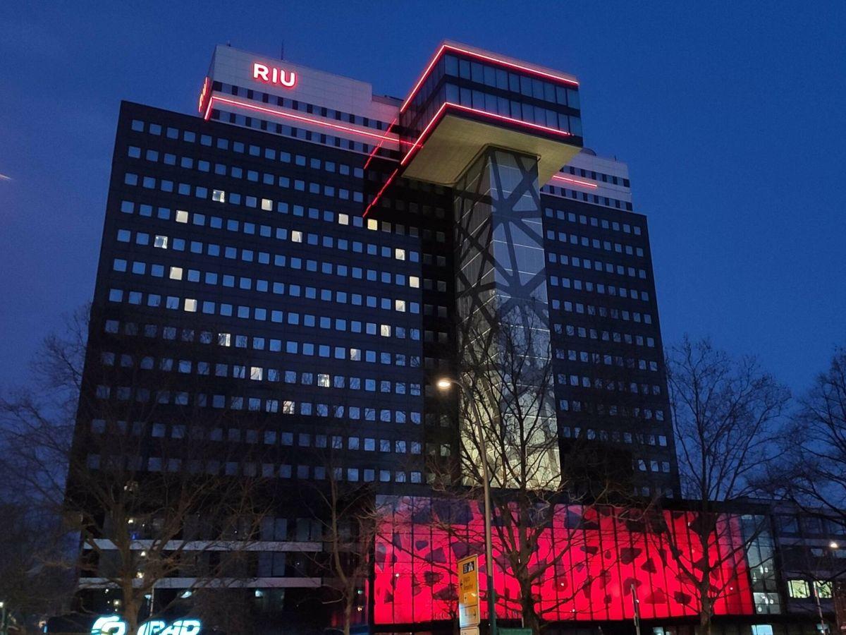Foto: Hotel RIU Plaza Berlín.