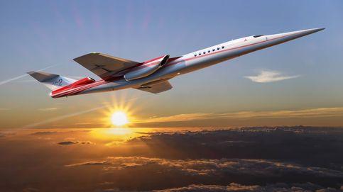 Aernnova fabricará parte del fuselaje del avión supersónico de Boeing y GE