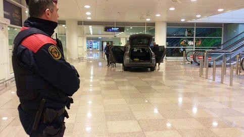 Los Mossos descartan la motivación terrorista en el 'asalto' de esta noche a El Prat