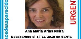 Post de Buscan a una exconcejala socialista de 47 años desaparecida el jueves en Sarria (Lugo)