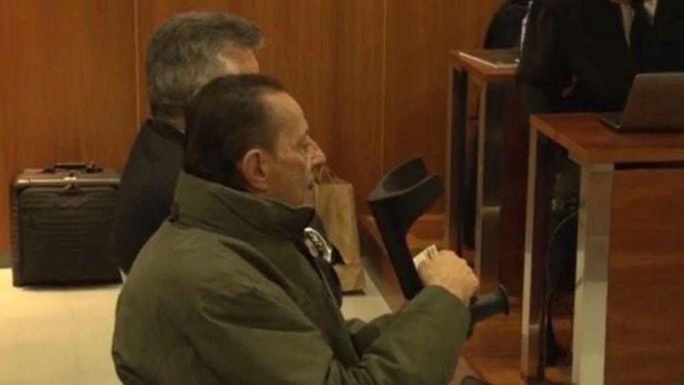 Julián Muñoz reaparece muy desmejorado en los juzgados