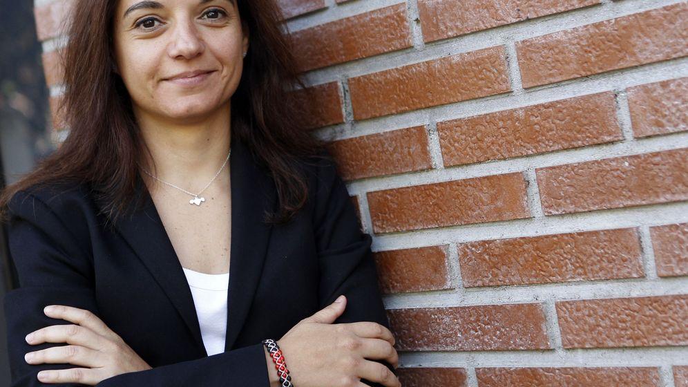 Foto: La secretaria general del PSOE de Madrid, Sara Hernández. (EFE)