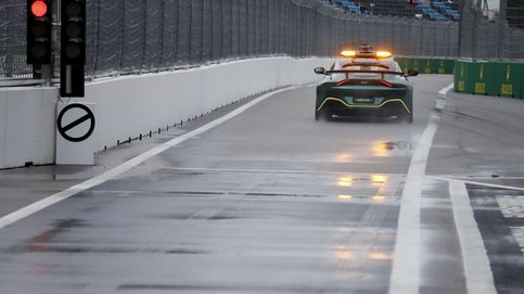 Fórmula 1, en directo | La lluvia es la estrella en la parrilla de Sochi