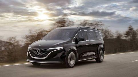 Mercedes refuerza su gama española de furgonetas eléctricas