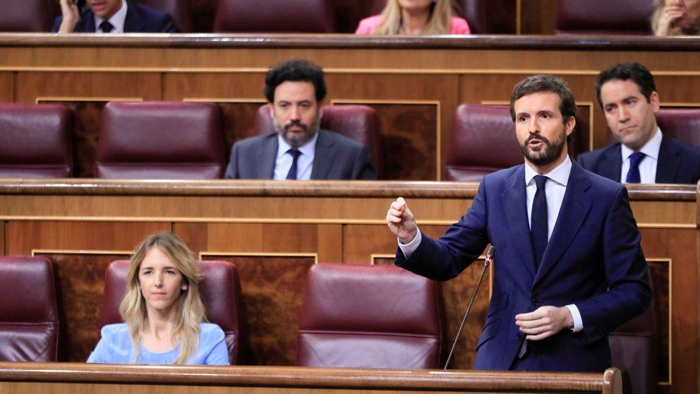 Pablo Casado, y el giro social del PP contra Vox