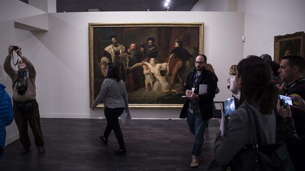 Los maestros rusos desembarcan en Málaga