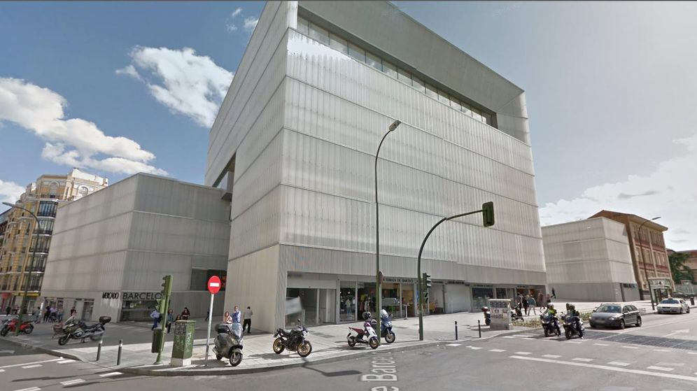 Foto: Centro Polivalente Barceló, que contiene las instalaciones deportivas. (Google Maps)