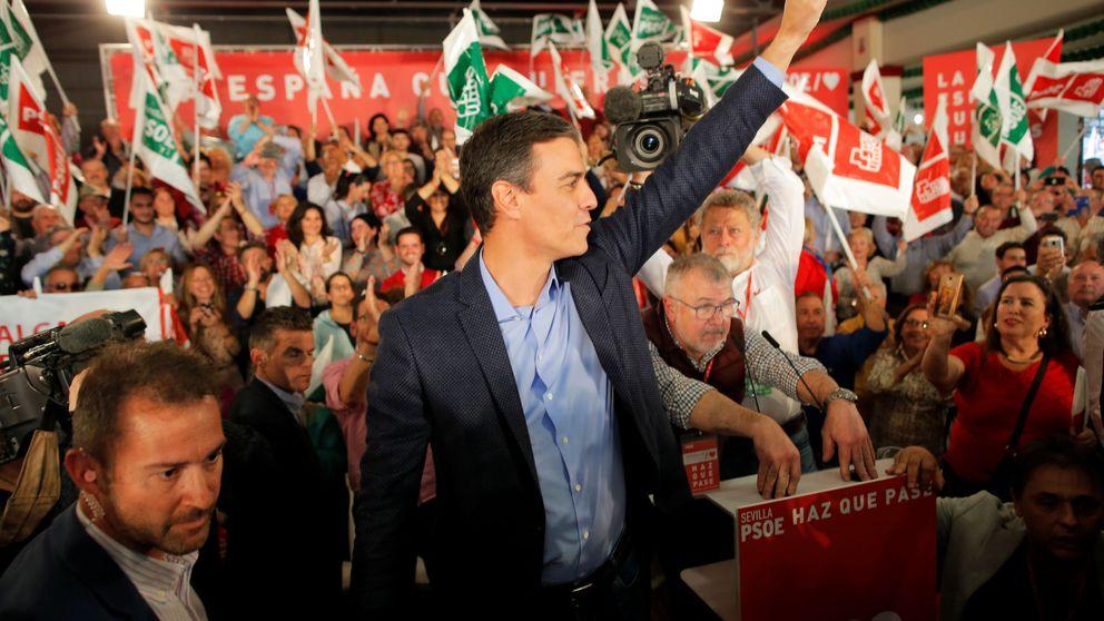 Sánchez busca a los indecisos: Hay un riesgo real de que sumen las derechas, no nos relajemos