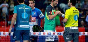 Post de Las dos esperadas victorias que no llegaron en el Zaragoza Open