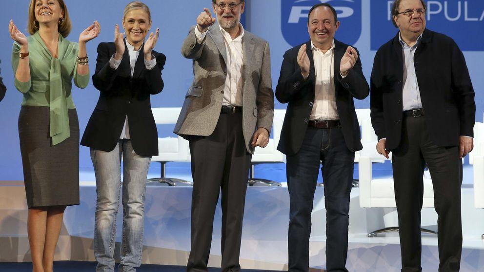 La campaña desesperada de los candidatos del PP