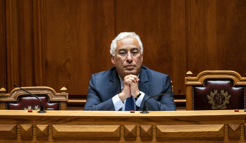Foto: El primer ministro de Portugal, António Costa. (EFE)