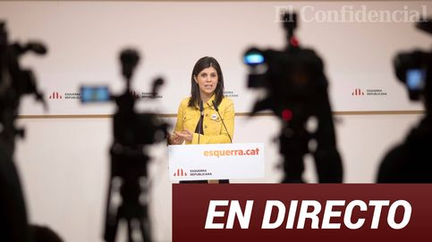 ERC anuncia si facilita o no la investidura de Pedro Sánchez: sigue en directo la rueda de prensa