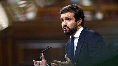 Casado exige a Sánchez decir qué ha pactado con Bildu para los Presupuestos