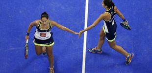 Post de Los mejores puntos de las semifinales del Murcia Open de pádel