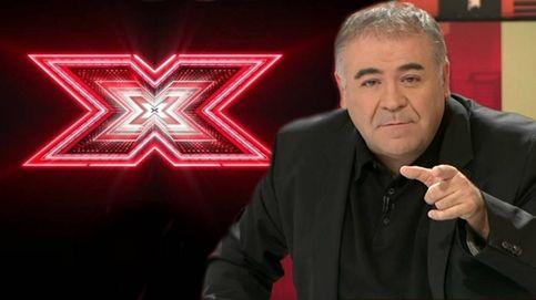 Antonio García Ferreras, el gran rival de la final de 'Factor X'