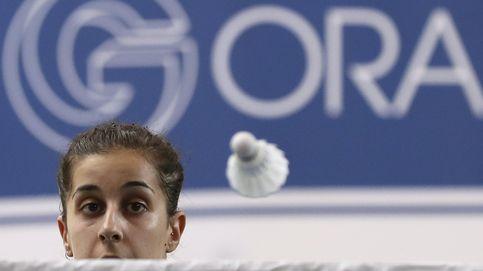 Carolina Marín suda como nunca para ganar su tercer Mundial consecutivo