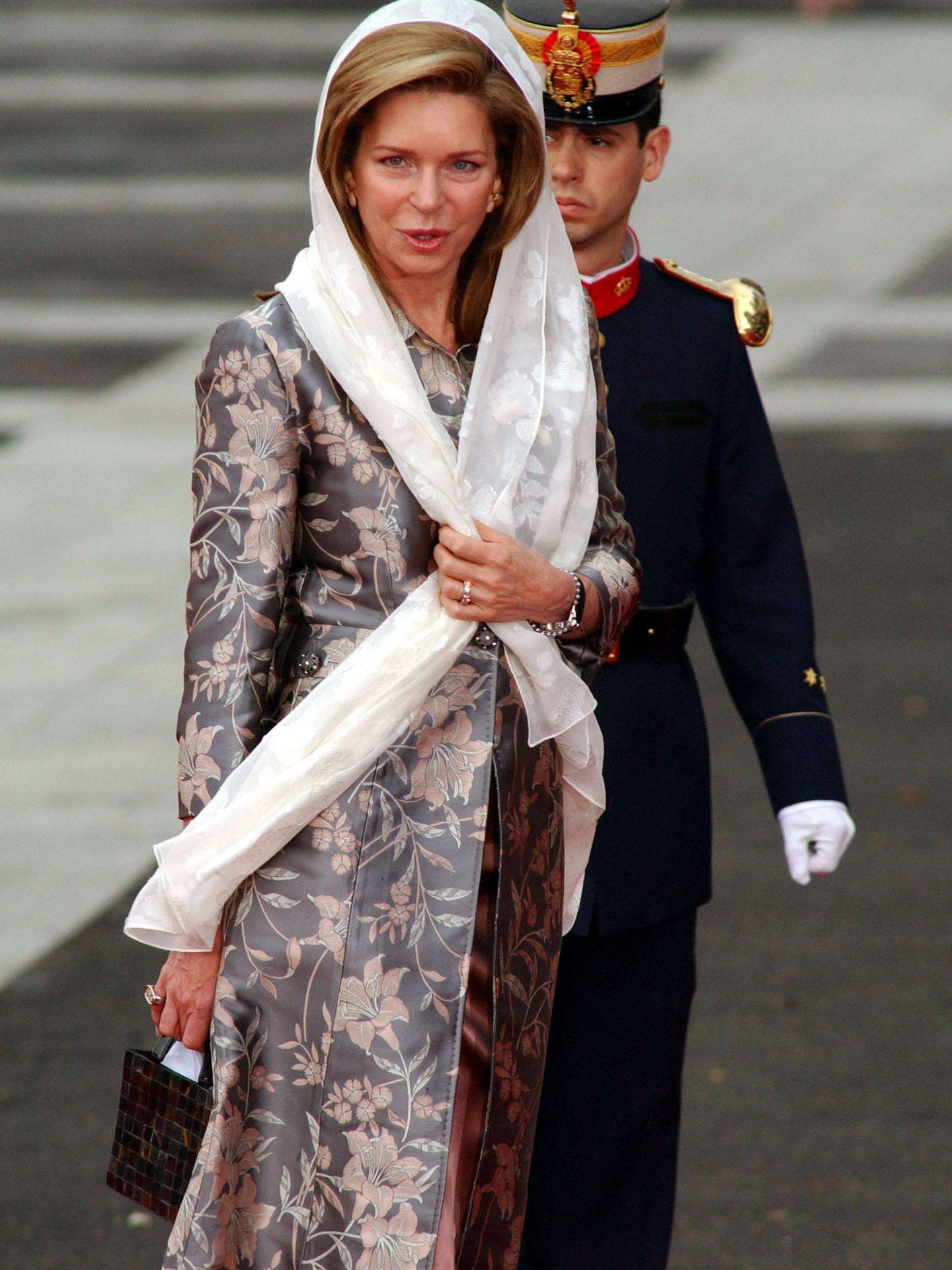 La reina Noor de Jordania. (Getty)