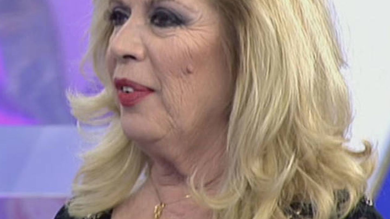 María Jiménez. (Telecinco)