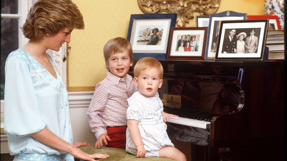 Foto: TVE emite 'Diana, nuestra madre' por el 20 aniversario de su muerte.