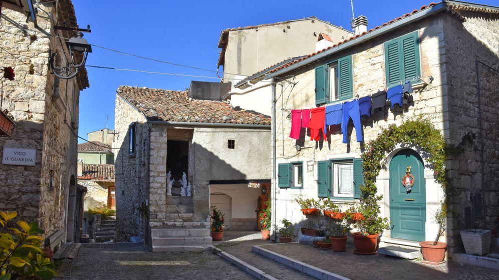 El pueblo italiano donde las casas valen menos de un euro