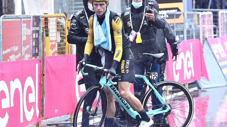 El ciclista de Jumbo Visma Tony Martin. (EFE)
