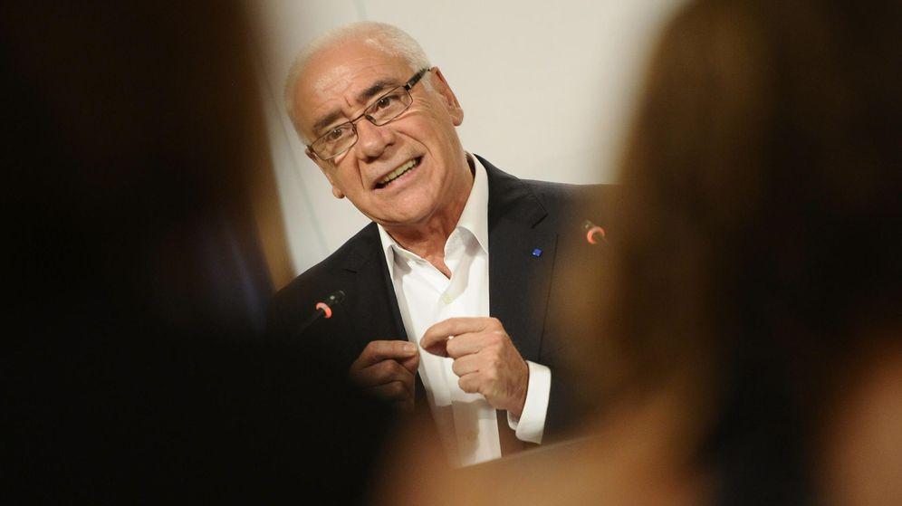 Foto: El exconsejero de Educación de la Junta de Andalucía Luciano Alonso. (EFE)
