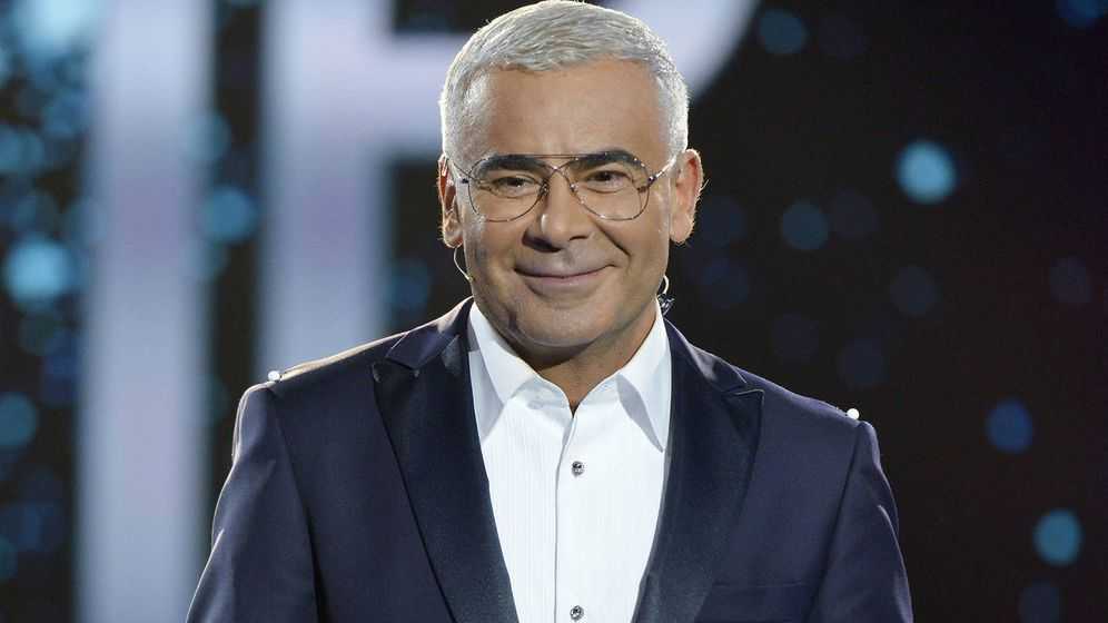 Foto: Jorge Javier Vázquez, presentador de 'GH VIP 7'. (Mediaset España)