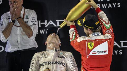 Las mejores imágenes del Gran Premio de Abu Dabi de Fórmula 1