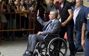 Ortega Cano, a la salida de los juzgados
