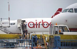 Air Berlin paga 2.635€ al dueño del perro que murió deshidratado